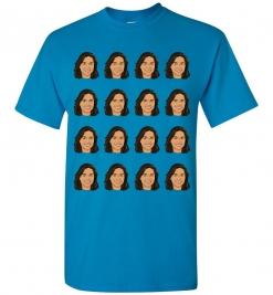 Tulsi Gabbard Heads T-Shirt