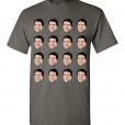 Ronald Reagan Heads T-Shirt