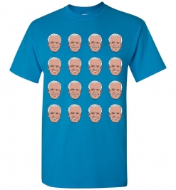 Joe Biden Heads T-Shirt