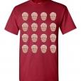 Joe Biden Heads T-Shirt