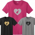 Sphynx Cat Glitter T-Shirt