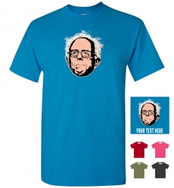 Bernie Head T-Shirt