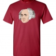 John Adams Personalized (or not) T-Shirt