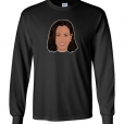 Kamala Harris Head Personalized (or not) T-Shirt