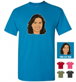 Tulsi Gabbard Personalized (or not) T-Shirt