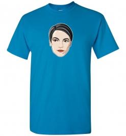 Alexandria Ocasio-Cortez Personalized (or not) T-Shirt