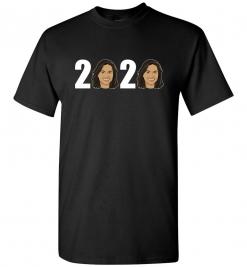 Tulsi 2020 Heads T-Shirt