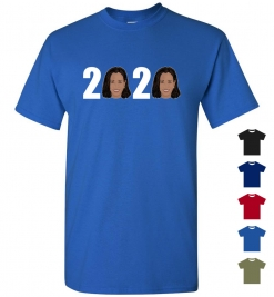 Kamala 2020 Heads T-Shirt