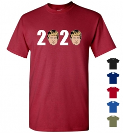 Trump 2020 Heads T-Shirt