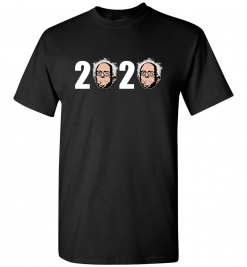 Bernie 2020 Heads T-Shirt