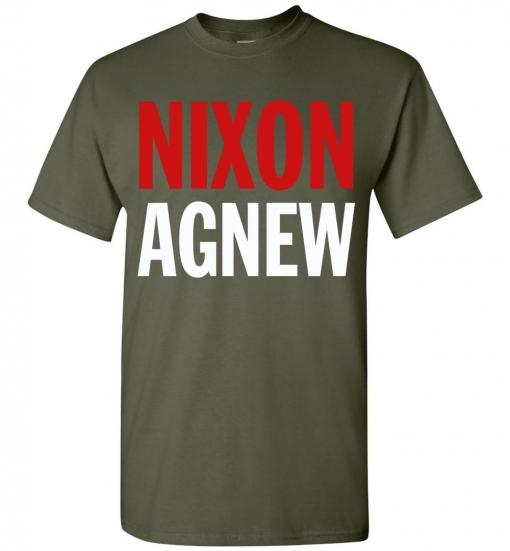 Nixon / Agnew 1968 T-Shirt