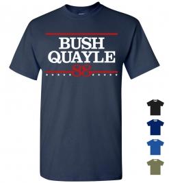 George Bush / Dan Quayle 1988 T-Shirt