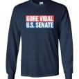 Gore Vidal for U.S. Senate T-Shirt