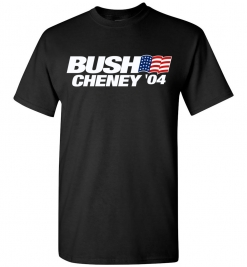 George Bush / Dick Cheney 2004 T-Shirt