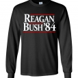 Ronald Reagan / Bush 1984 Campaign T-Shirt