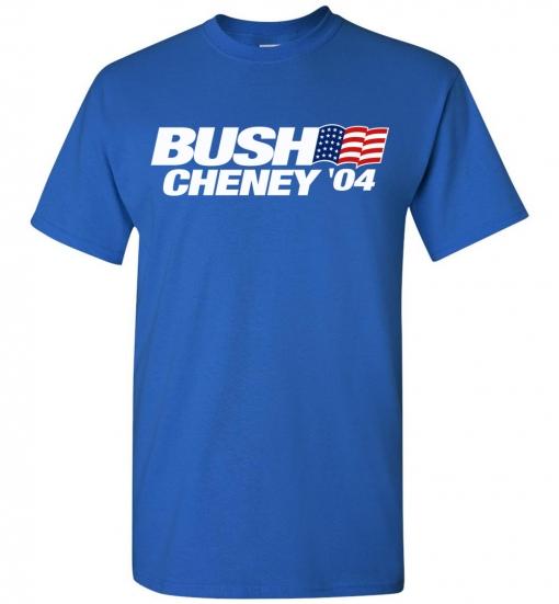 George Bush / Dick Cheney 2004 T-Shirt