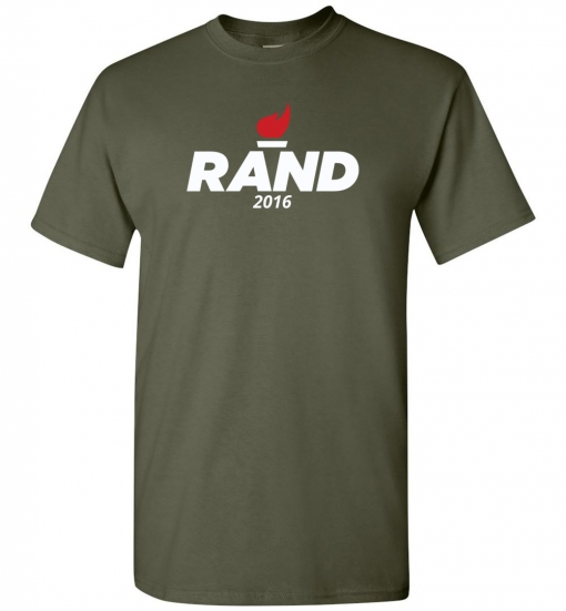 Rand 2016 Campaign T-Shirt
