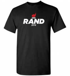 Rand 2016 Campaign T-Shirt