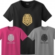 Lion Head Glitter T-Shirt