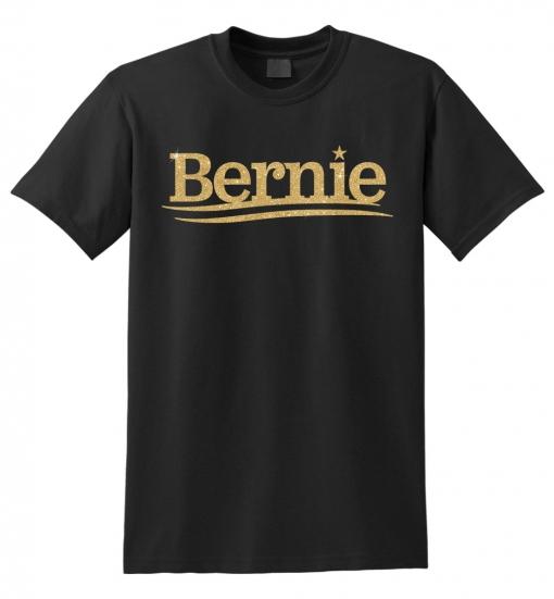 Bernie Sanders Glitter T-Shirt