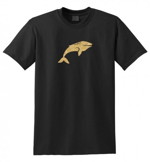 Whale Glitter T-Shirt