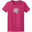 Eagle Head Glitter T-Shirt