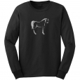 Glitter Horse T-Shirt