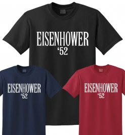 Eisenhower 1952 Campaign T-Shirt