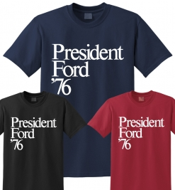 Ford 1976 Campaign T-Shirt