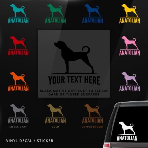 Anatolian Shepherd Sticker