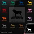 Central Asia Shepherd Sticker
