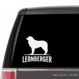 Leonberger Custom Decal