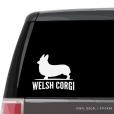 Pembroke Welsh Corgi Custom Decal