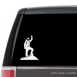 Mountain Climber Custom (or not) Custom Decal / Window Custom Decal