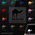 Camel Custom (or not) Sticker
