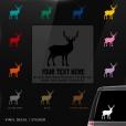Deer Custom (or not) Sticker