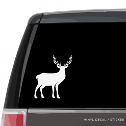 Deer Custom (or not) Custom Decal