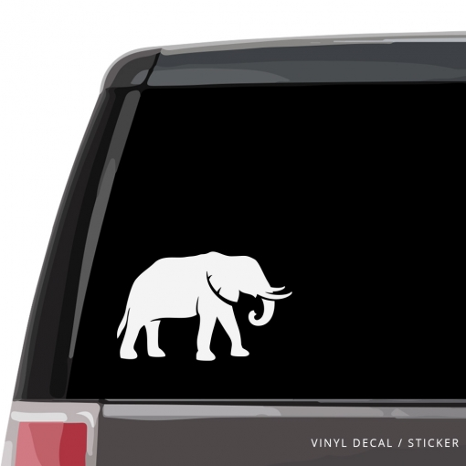 Elephant Custom (or not) Custom Decal
