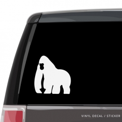 Gorilla Custom (or not) Custom Decal