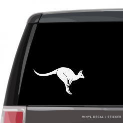 Kangaroo Custom (or not) Custom Decal