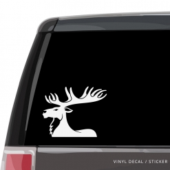 Moose Custom (or not) Custom Decal