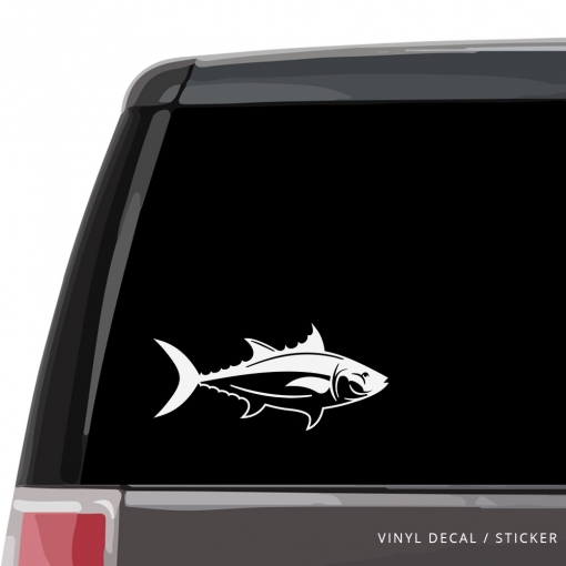 Bluefin Tuna Custom (or not) Custom Decal