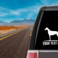 Greyhound Sticker