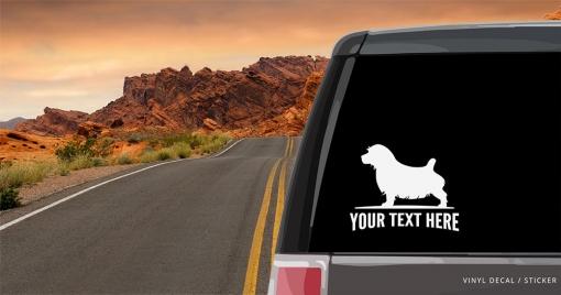 Norfolk Terrier Sticker