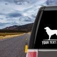 Estrela Mountain Dog Sticker