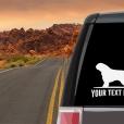 Spanish Water Dog Sticker