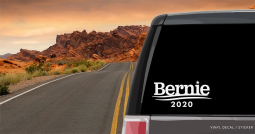 Bernie 2020 Vinyl Decal