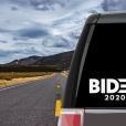 Biden (for) President Vinyl Decal
