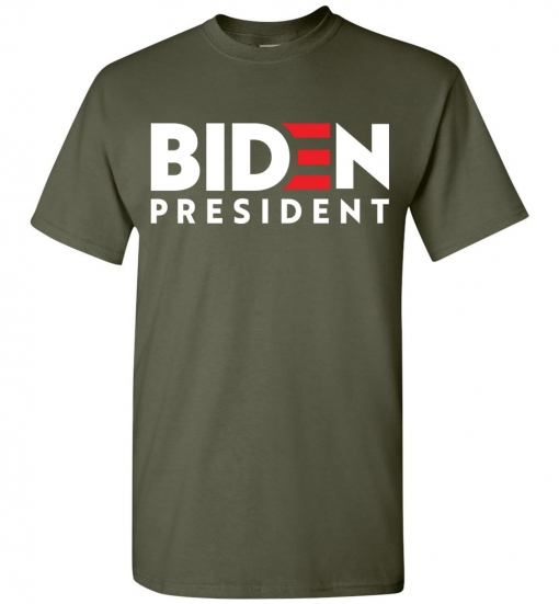 Biden for President T-Shirt