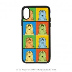 Afghan Hound iPhone X Case